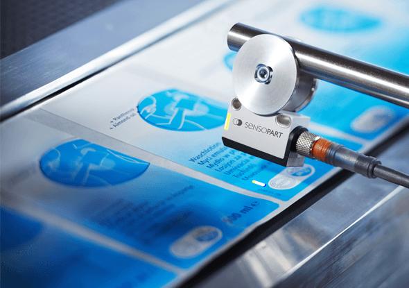 Kleur detecteren met kleurensensor van SensoPart