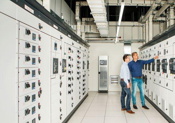 Digital realty datacenter