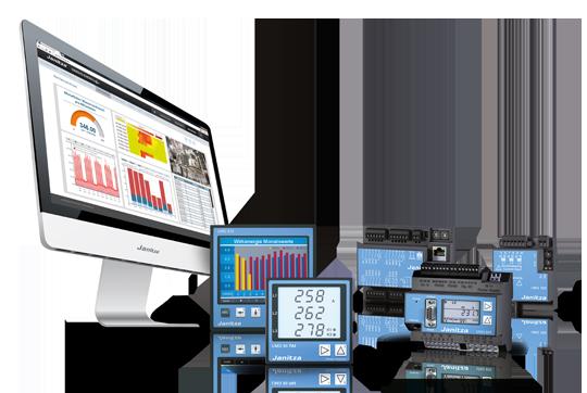 Janitza energiemeters en Power analysers - Janitza Electronics