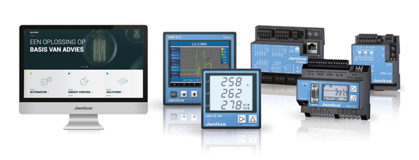 Power analysers en power quality analysers - Janitza Electronics