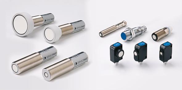 Ultrasoon sensoren - SensoPart