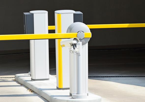 Sensoren voor automatische hekken en industriedeuren | Bircher Reglomat