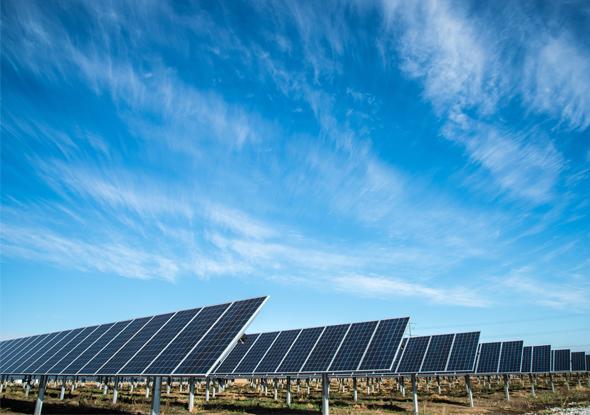 Toepassing in zonnepanelen | fortop