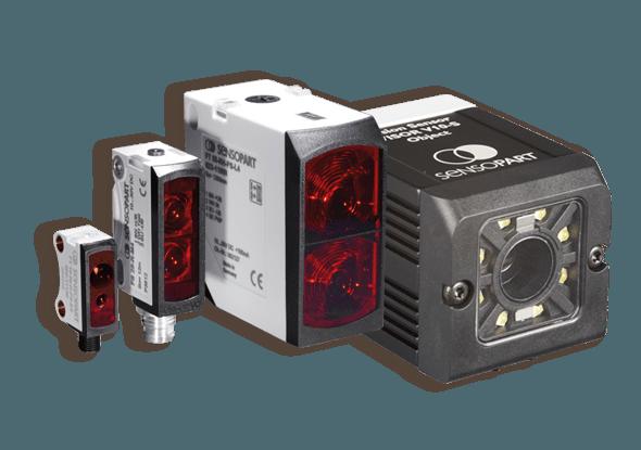 Vision camera's - sensoren - fotocellen - SensoPart