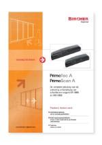 Bircher Reglomat PrimeTec A en Primescan A (NL)