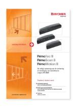 PrimeTec B | PrimeScan B | PrimeMotion B | Bircher Reglomat