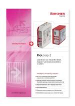 Bircher Reglomat ProLoop 2 (NL)