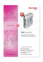 Bircher Reglomat ProLoop Lite (EN)
