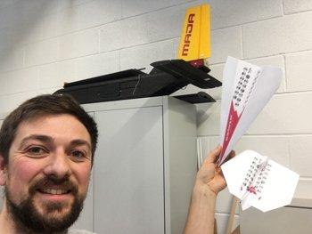 foto | paperplane actie