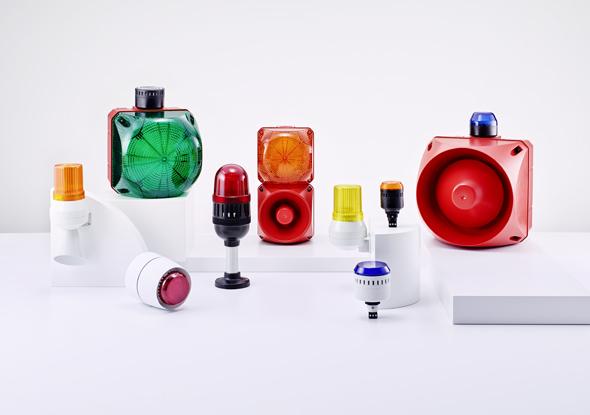 Optische en akoestische signalering
