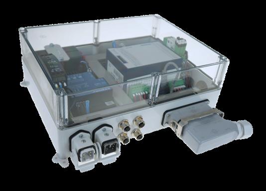 Meetkast kortsluitconnectoren - ILME