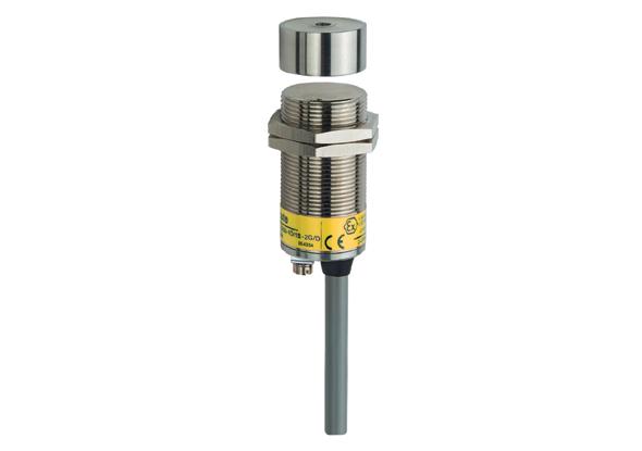 Veiligheid schakelaar cilindrisch | Ex zone 1 en 21 | steute