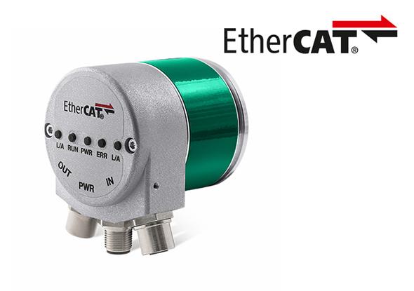 Industrial Ethernet encoder - EtherCat - Lika Electronic