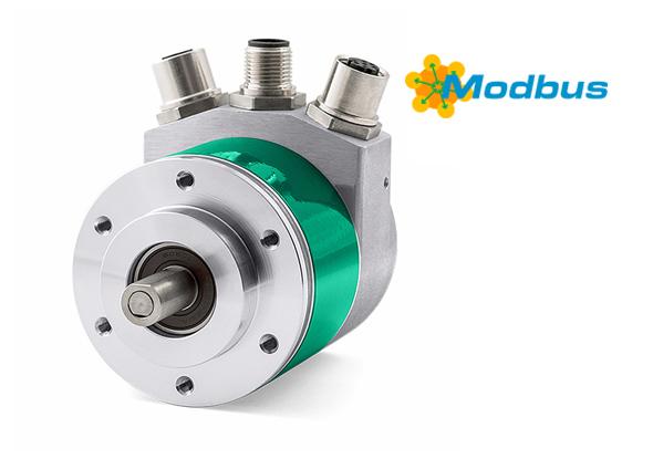 Industrial Ethernet encoder - Modbus - Lika Electronic