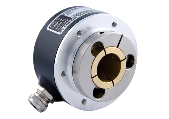 Absolute encoders - Pulsgevers - SCANCON