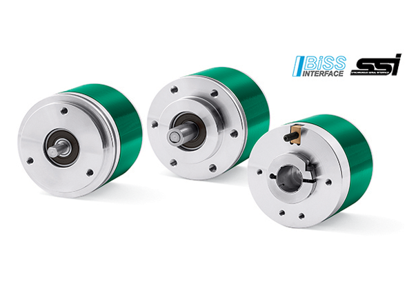 Absolute single-turn encoders met een resolutie tot 25 bits - Lika Electronic