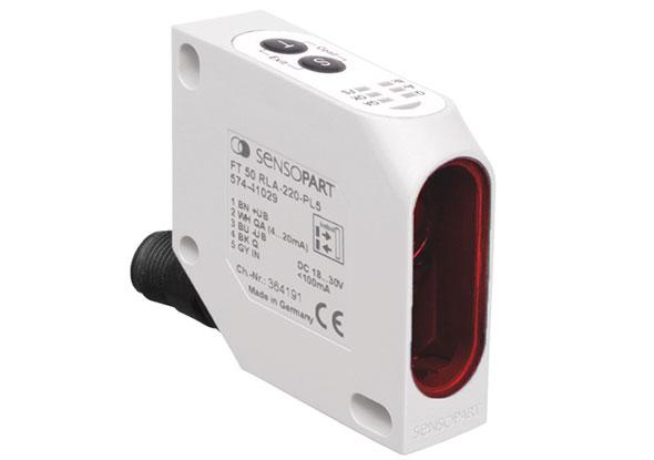 Afstandssensor FT 50-RLA - SensoPart