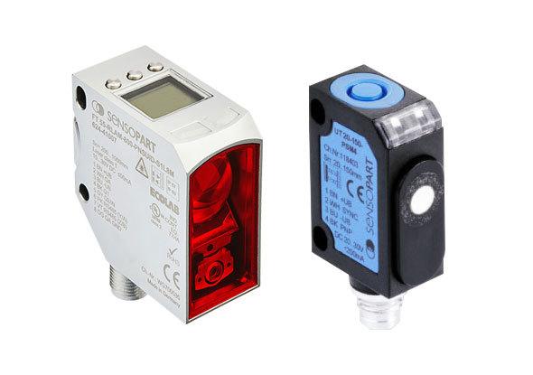 Afstandssensoren en analoge sensoren - SensoPart