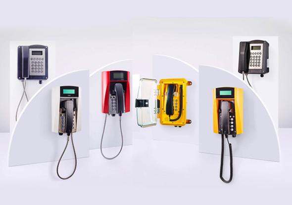 Weerbestendige, explosieveilige telefoons - ATEX - Auer Signal