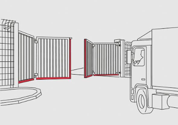 Système de transmission de signaux sans fil pour les applications à forte demande - BBC Bircher Smart Access