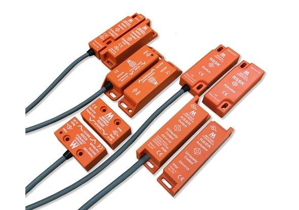 Gecodeerde RFID contactloze veiligheidsschakelaars - RSS-serie - Mechan Controls