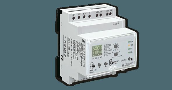 Isolatiebewakingsrelais varimeter IMD - DOLD