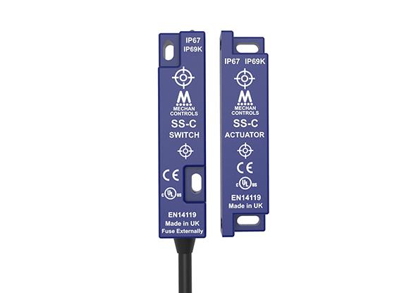 Elektronische contactloze schakelaar SS-C - Mechan Controls