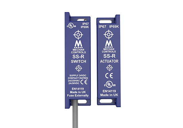 Elektronische contactloze schakelaar SS-R - Mechan Control