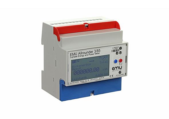 KWh meter - EMU Allrounder - EMU Electronic