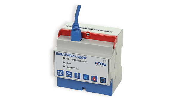 EMU M-BUS LOGGER 60 TCP/IP