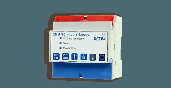 S0 Pulslogger - EMU Electronic