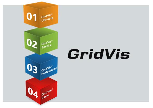 GridVis energie analyse software - Janitza