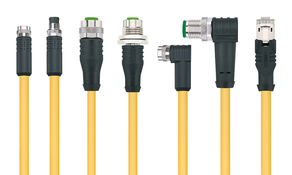 Industrial Ethernet and EtherCat cables - ESCHA