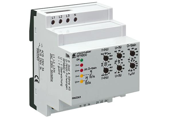 Frequentiebewakingsrelais RP 9800 van DOLD