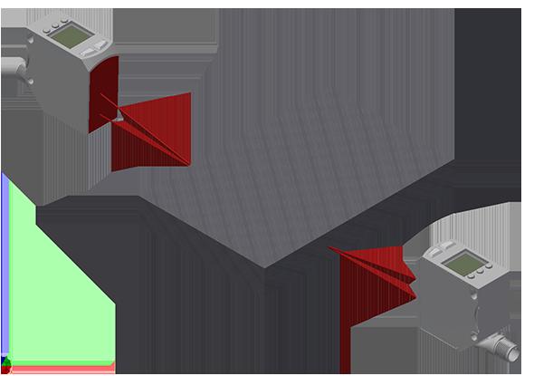 Distance sensor - FT 55-RLAM - SensoPart