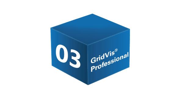 Energiemonitoring software - GridVis® Professional - Janitza