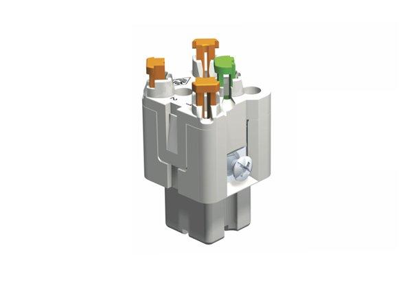 CKSH compacte connector | ILME