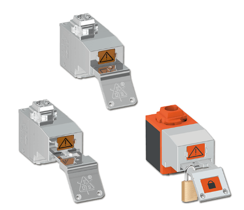 Padlock voor interlocks - Safemaster STS - DOLD