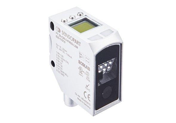 Kleurensensor FT 55-CM - Interne afstandcorrectie - SensoPart