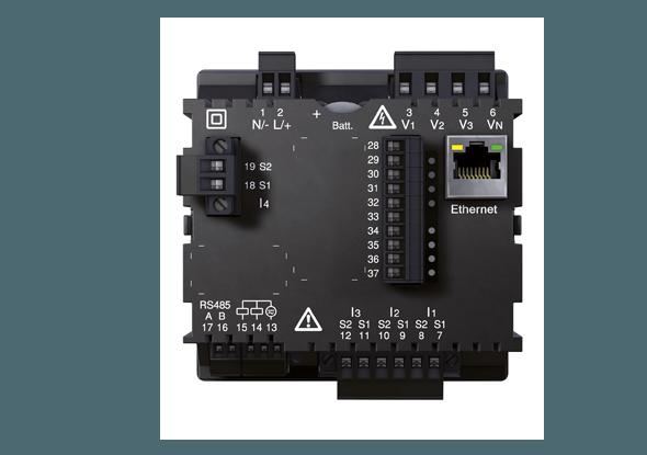 Universeelmeter UMG 96RM-E Ethernet - Janitza
