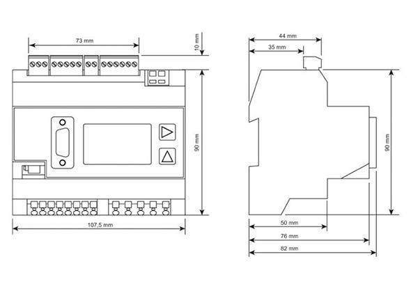Power Analyser UMG 604-PRO | Janitza