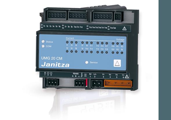 Energiemeter UMG 20 CM | Janitza