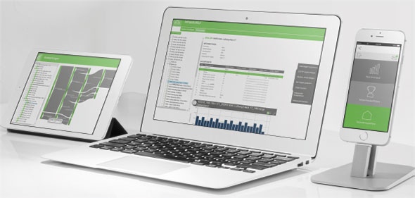 Energiemonitoringssoftware Joulio Web - EMU Electronics