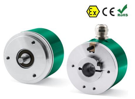 ATEX encoders - Lika Electronic