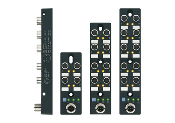 M8x1 I/O-junctionbox met actieve logica-functie | ESCHA