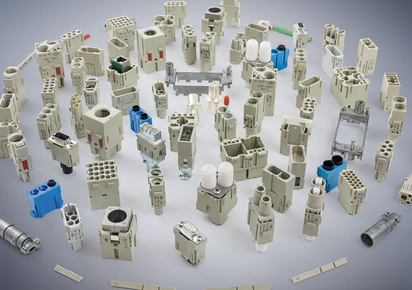 MIXO-serie industrie connectoren - ILME