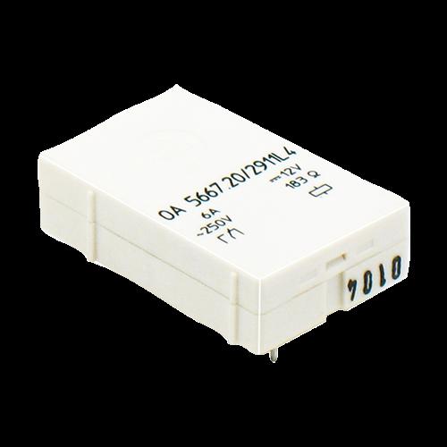 PCB relais met gedwongen contacten - Printrelais - DOLD