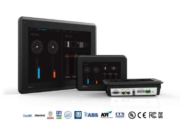 Les écrans IHM de la série X2 marine pour marine et offshore - Beijer Electronics