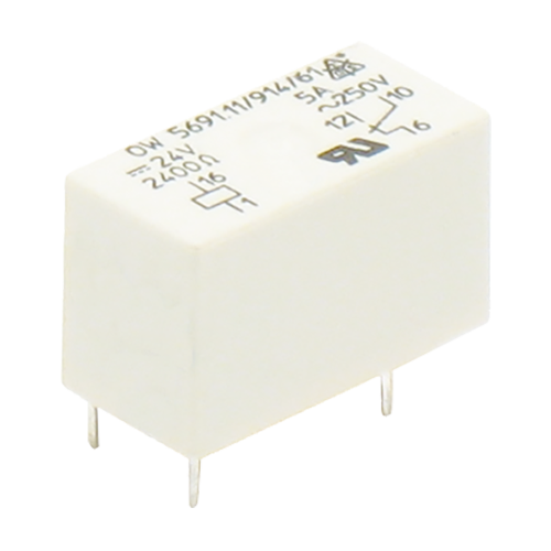 Miniatuurrelais - PCB print relais - DOLD