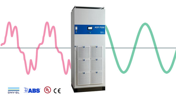 Actief dynamisch filter - P300 - Comsys